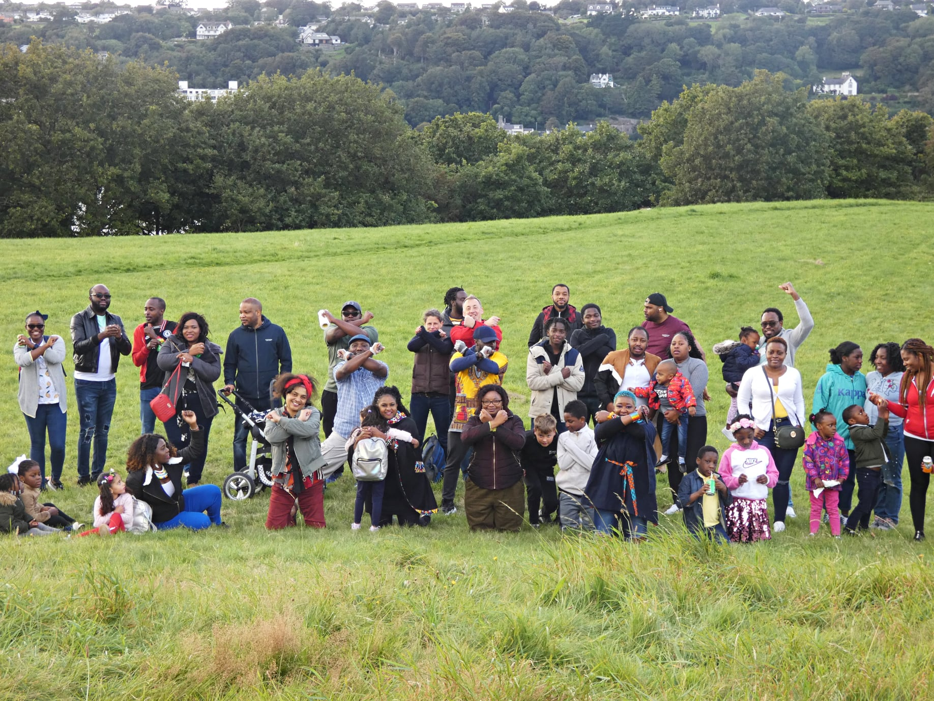 The North Wales African Society