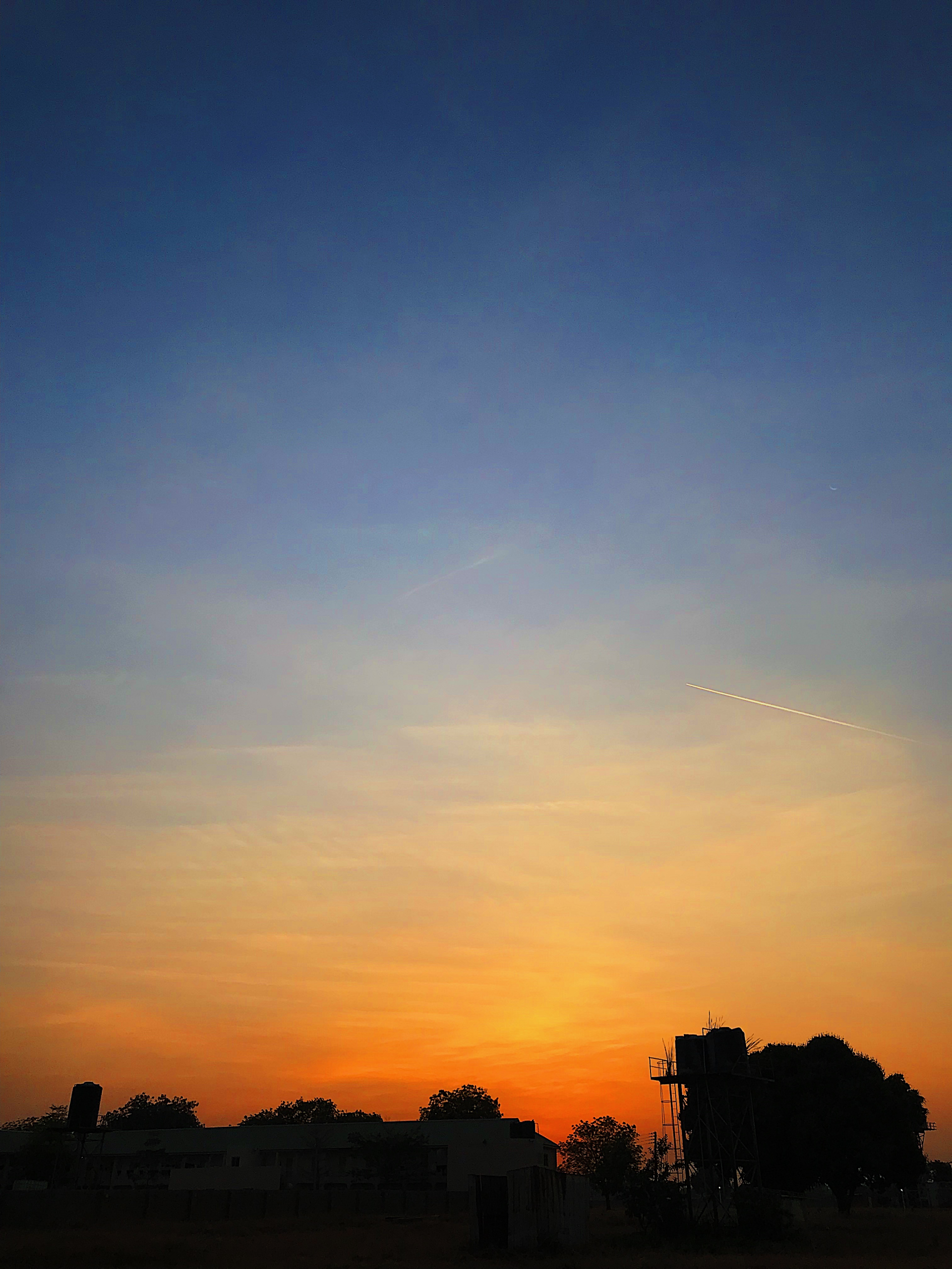 Photo of the Sunset