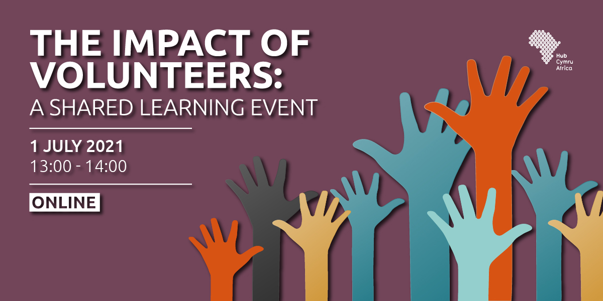 The Impact of Volunteers: A Shared Learning Event on 1st July 2021